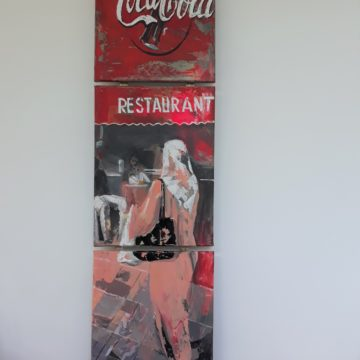 Always Coca-Cola – 3x40x30 cm – DISPONIBLE